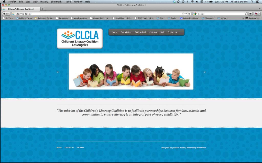 Children's Literacy Coalition of LA - CLC-LA.org