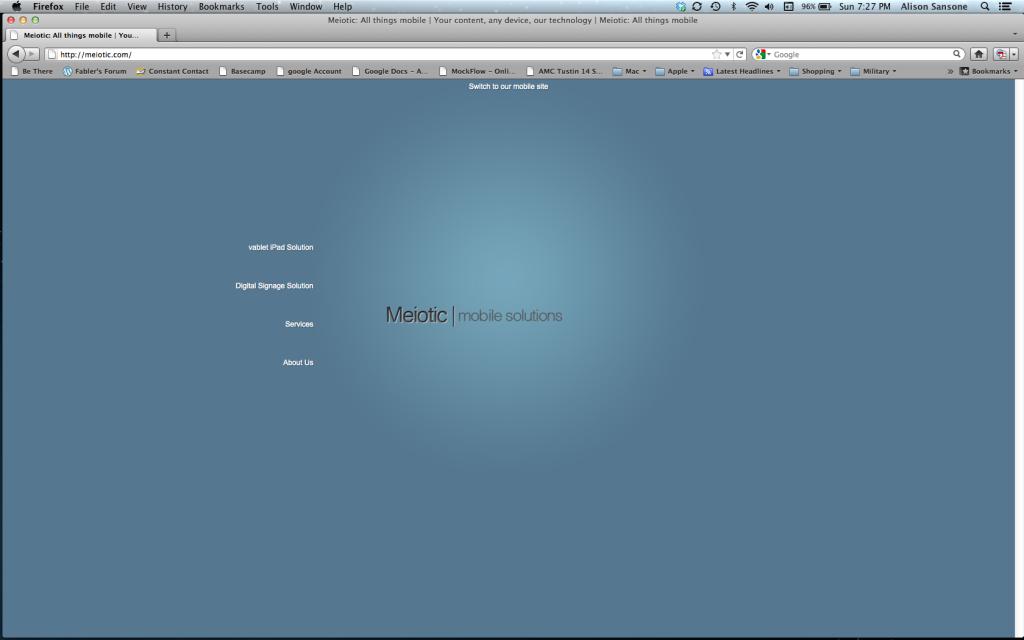 Meiotic.com