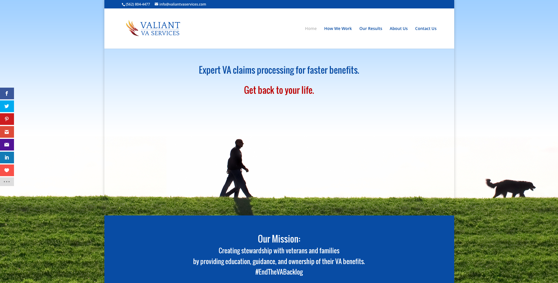 Valiant VA Services - Another Awesome qualiant project