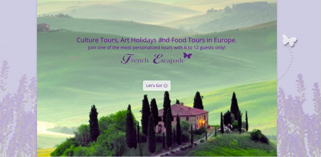 French Tour Company Gets a Brand Makeover and an Easier Web Interface